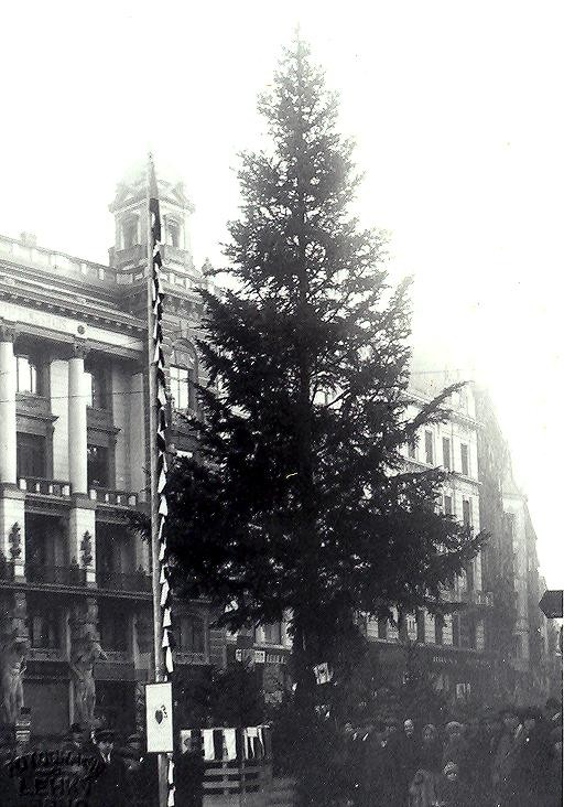 Tree of the Czechoslovak Republic, 1924, Brno